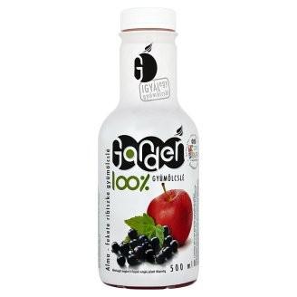 Garden 100%-os gyümölcslevek többféle ízben 500 ml - Étel-ital, Ital, Zöldség és gyümölcslé
