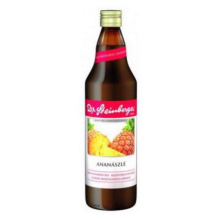 Dr. Steinberger Ananászlé 750 ml - Étel-ital, Ital, Zöldség és gyümölcslé