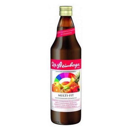 Dr. Steinberger Multi-Fit ital 750 ml - Étel-ital, Ital, Zöldség és gyümölcslé