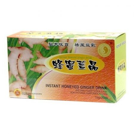 Dr.Chen Instant mézes gyömbértea 200 g - Gyógynövény, tea, Teakaverék