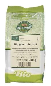 Biopont Bio fehér rizsliszt 300 g - Étel-ital, Liszt