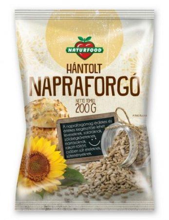 Naturfood Hántolt napraforgó 200 g - Étel-ital, Mag, olajos mag, magőrlemény
