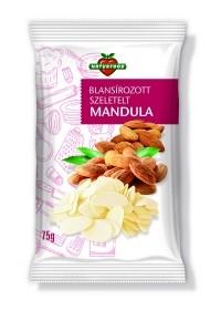 Naturfood Szeletelt mandula 75g - Étel-ital, Mag, olajos mag, magőrlemény
