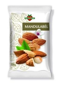 Naturfood Mandulabél 100 g - Étel-ital, Mag, olajos mag, magőrlemény