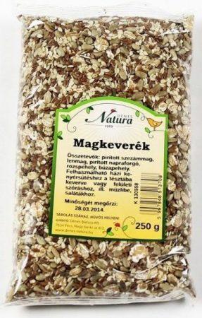 Natura Magkeverék 250 g - Étel-ital, Mag, olajos mag, magőrlemény