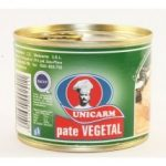 Unicarm Natúr növényi pástétom 200 g - Étel-ital, Pástétom, szendvicskrém