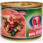 Unicarm Paprikás növényi pástétom 200 g - Étel-ital, Pástétom, szendvicskrém