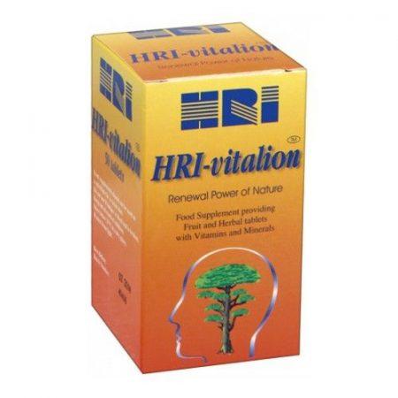 HRI Vitalion étrend-kiegészítő tabletta 50 db - Étrend-kiegészítő, vitamin, Idegrendszer