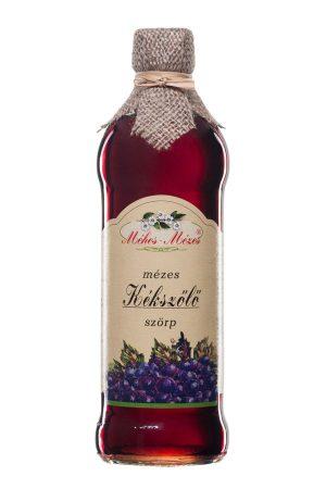 Méhes Mézes Kékszőlő  szörp 668 g - Étel-ital, Ital, Szörp
