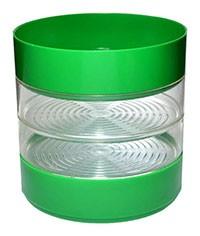 Csíráztató tál négy részes műanyag 1 db - Étel-ital, Hüvelyes, csíra, csíramag