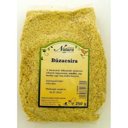 Natura Búzacsíra 250 g - Étel-ital, Gabona, dara, pehely, korpa, Pehely, korpa