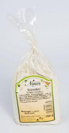 Natura Búzasikér 250 g - Étel-ital, Gabona, dara, pehely, korpa, Gabona, őrlemény, dara