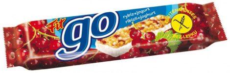 FIT Go Gluténmentes müzliszelet ribizli-joghurt 23g