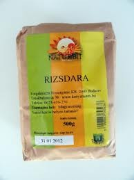 Naturbit Gluténmentes rizsdara 500 g