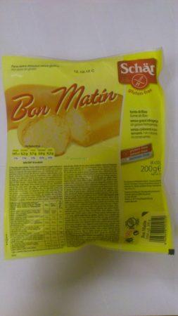 Schar Bon Matin Gluténmentes édes kifli 200 g
