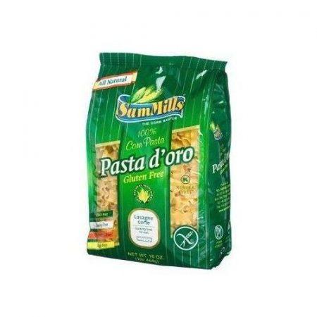 Pasta d'oro Gluténmentes fodros kocka tészta 500 g