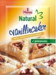 Haas Natural Gluténmentes vanillincukor 8 g
