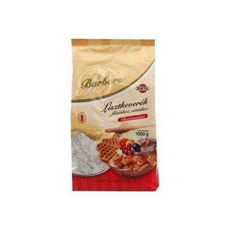 Barbara Gluténmentes lisztkeverék főzéshez, sütéshez 1000 g - Étel-ital, Liszt