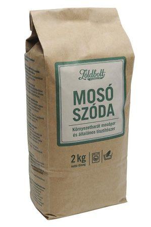 Zöldbolt Mosószóda 2000g - Háztartás, Mosószer