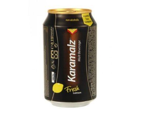 Karamalz Maláta ital citromos dobozos 330ml - Étel-ital, Ital, Alternatív és funkcionális üdítő