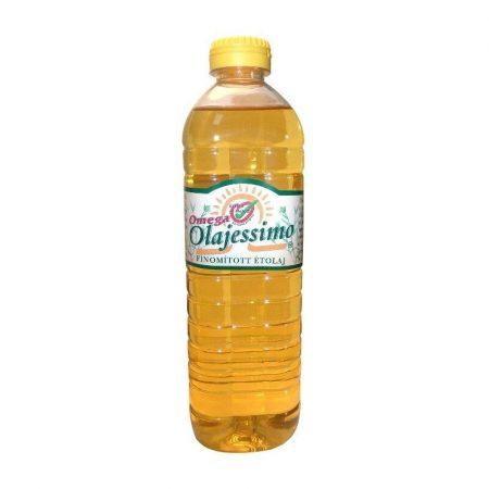 Solio Omega Olajessimo finomított étolaj 500 ml - Étel-ital, Olaj, zsiradék, Egyéb olaj