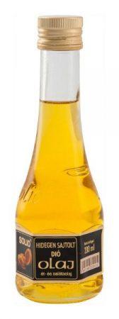 Solio Dió olaj 200 ml - Étel-ital, Olaj, zsiradék, Egyéb olaj