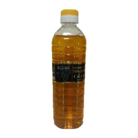 Solio Lenmag olaj 500 ml - Étel-ital, Olaj, zsiradék, Egyéb olaj