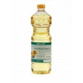 Solio Napraforgó olaj 1000 ml - Étel-ital, Olaj, zsiradék, Egyéb olaj