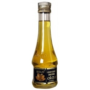 Solio Sárgabarackmag olaj 200 ml - Étel-ital, Olaj, zsiradék, Egyéb olaj