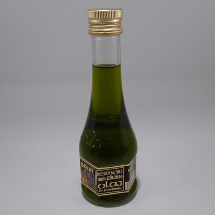 Solio Szőlőmag olaj 200 ml - Étel-ital, Olaj, zsiradék, Egyéb olaj