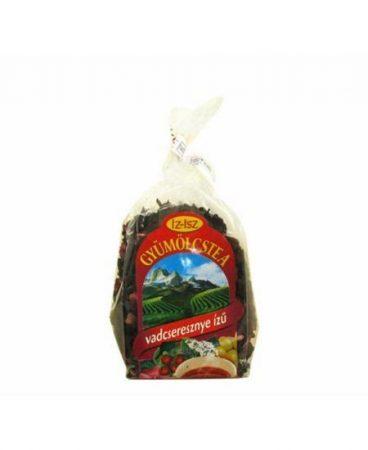IZ-ISZ Gyümölcstea vadcseresznye ízű 100 g - Gyógynövény, tea, Szálas gyógynövény, tea