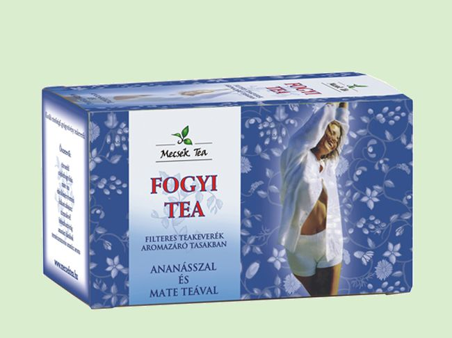 herbária fogyi tea