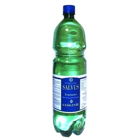 Salvus Gyógyvíz 1500 ml - Étel-ital, Ital, Víz, Gyógyvíz
