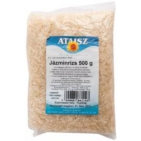 Ataisz Jázmin rizs 500 g - Étel-ital, Tészta, rizs, Rizs