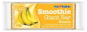 Ma Baker Giant Bar Zabszelet joghurt-banán 100 g