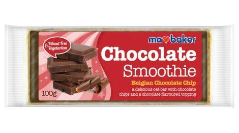 Ma Baker Zabszelet belga csokoládé csokidarabokkal 100 g