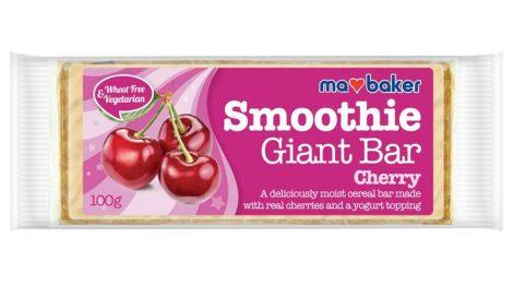Ma Baker Giant Bar Zabszelet joghurt-cseresznye 100 g