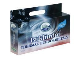 Bükfürdői Thermal Fürdőkristály 2500g - Egészségügyi problémákra ajánlott termék, Ízület