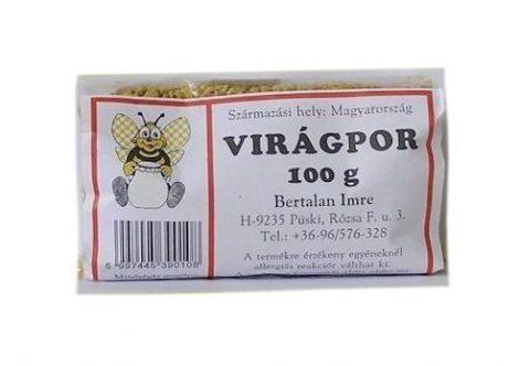 Bertalan Virágpor 100 g - Étrend-kiegészítő, vitamin, Immunerősítés, roborálás