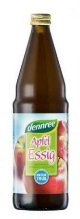 Dennree Bio Almaecet 750ml - Étel-ital, Fűszer, ételízesítő, Ecet