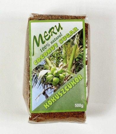 Meru Kókuszvirág cukor 500g