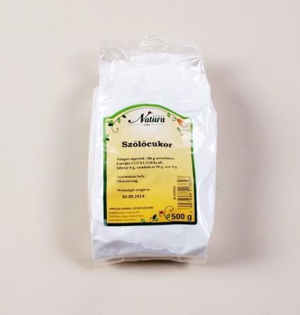 Natura Szőlőcukor 500 g - Étel-ital, Cukor, cukorhelyettesítő, édesítőszer, Egyéb cukorhelyettesítő