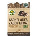 Biopont Bio Csokoládés-zabos keksz 150 g - Étel-ital, Finomság, Édes, sós ropogtatnivaló