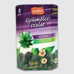 Sunvita Gyümölcsszelet szeder-aloe vera 5x15g - Étel-ital, Szárított, aszalt gyümölcs