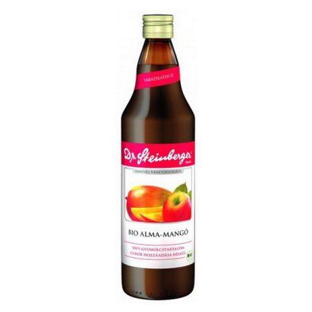 Dr. Steinberger  Bio alma-mangó gyümölcslé 750 ml - Étel-ital, Ital, Zöldség és gyümölcslé