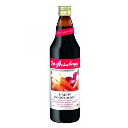Dr. Steinberger Bio B-aktív zöldséglé 750 ml - Étel-ital, Ital, Zöldség és gyümölcslé