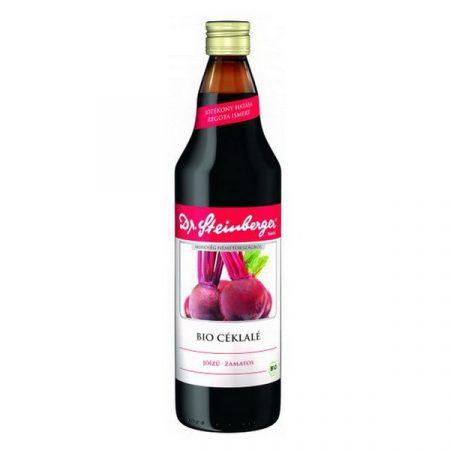 Dr. Steinberger Bio céklalé 750 ml - Étel-ital, Ital, Zöldség és gyümölcslé