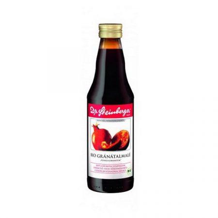 Dr. Steinberger Bio gránátalmalé 330 ml - Étel-ital, Ital, Zöldség és gyümölcslé