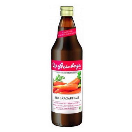 Dr. Steinberger Bio sárgarépalé 750 ml - Étel-ital, Ital, Zöldség és gyümölcslé
