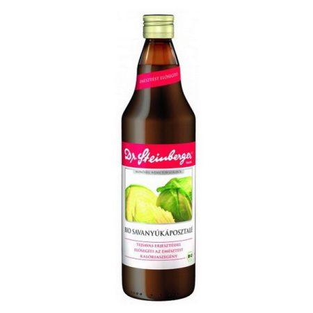 Dr. Steinberger Bio savanyúkáposztalé 750 ml - Étel-ital, Ital, Zöldség és gyümölcslé